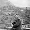 Raphaël in Chaouen - 1954