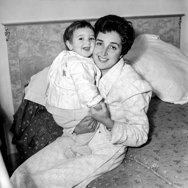 Sévrier, France - Alegria & Lisita - 1959