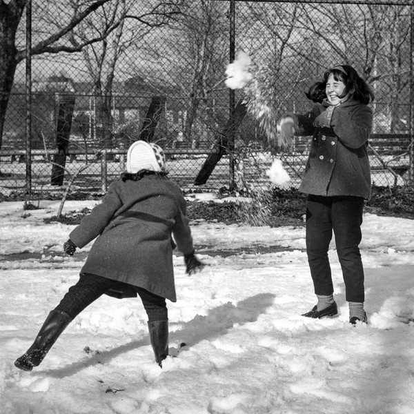 Snowball Fight - March 1964