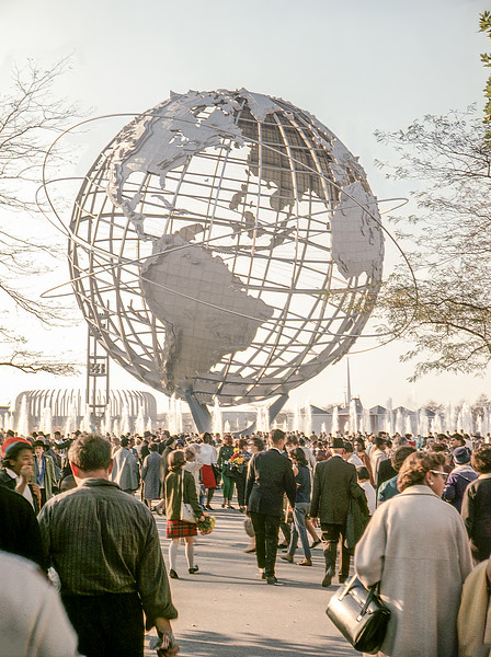 Unisphere - September 1965