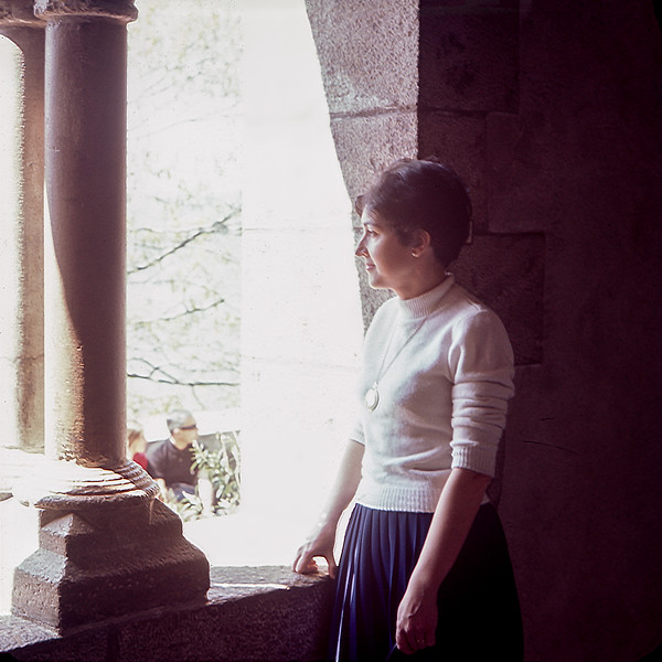 Alegria at the Cloisters - 1965