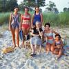 Mamé & family in Jamesport - June 1967