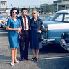 Mamé, Jacky & Sol - June 12, 1967