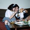 Feeding Pierrot - April 1968