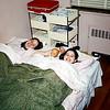 Bedtime for Mercedes, Pierrot & Lisita - April 1968