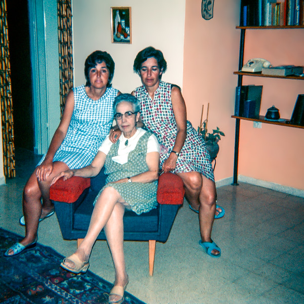 Alegria, Mamé & Clairette