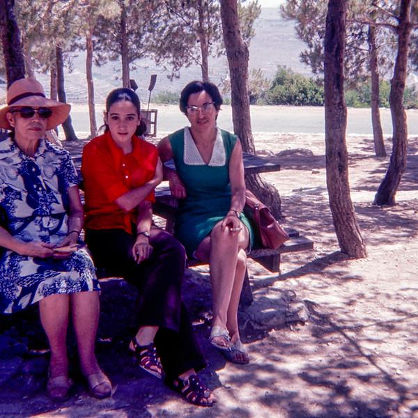 Mamé, Lisita & Clairette