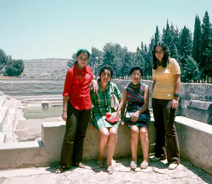 Lisita, Alegria, Clairette & Mercedes