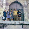 Mamé, Alegria, Clairette, David & Lisita