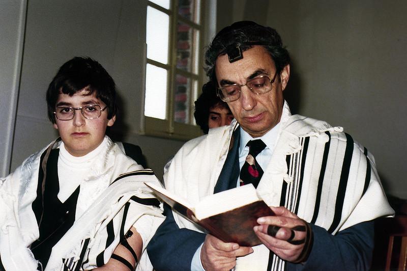 Patrick & Elias - April 1980