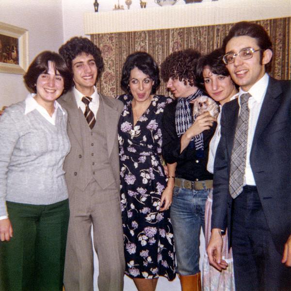 Mercedes, Jacques, Florence, Marc, Etty & Michael