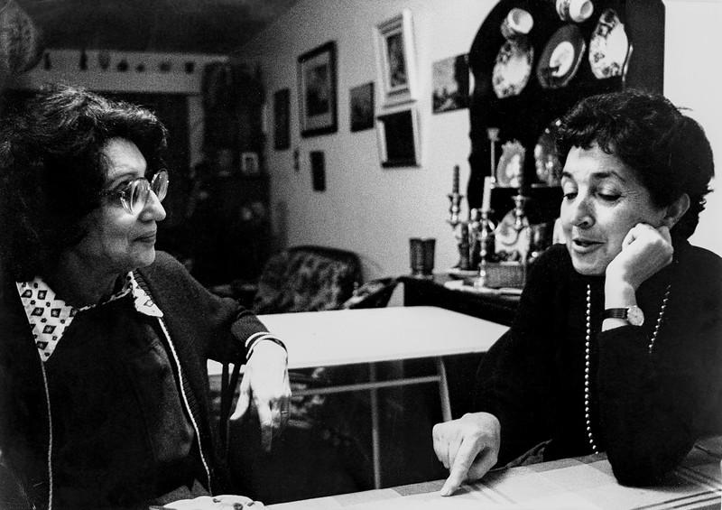 London - Lea & Alegria - ca. 1980