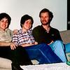 Alegria, Mercedes & Barry - April 1981