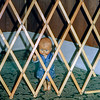 Pierrot behind bars!!!  Jamesport - July 1967