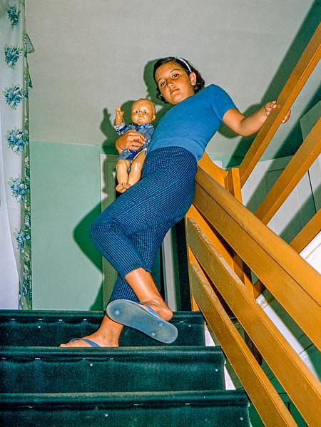 Lisita & Pierrot - Jamesport - July 1967