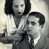 Sol & Daviid Amar - Married in 1944