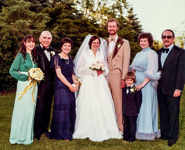 Post Ceremony - Bendelac Family