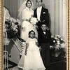 Sam & Marie Wedding - August 26, 1953