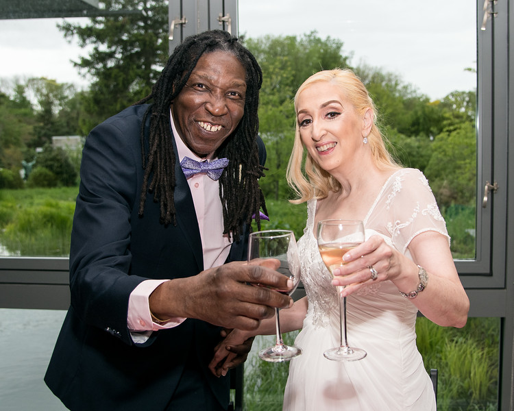 Jabreel & Lisa thank all for sharing their special day!