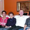The 4 Divas & Jack - Alegria's 80th Birthday party - 2008