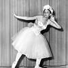 Alegria performing ballet in Casablanca - 1961
