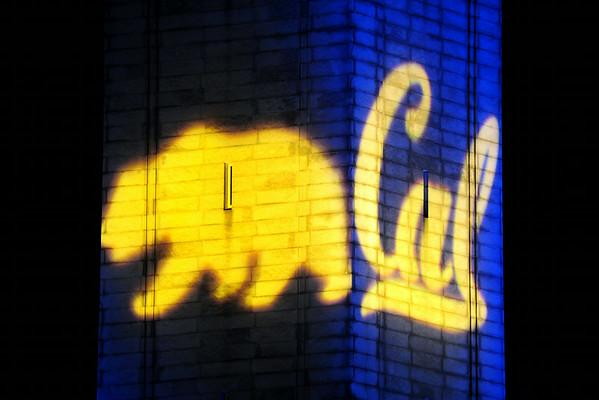 Golden Bear and Cal Logo