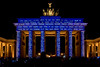 Festival of Lights at Brandenburg Gate