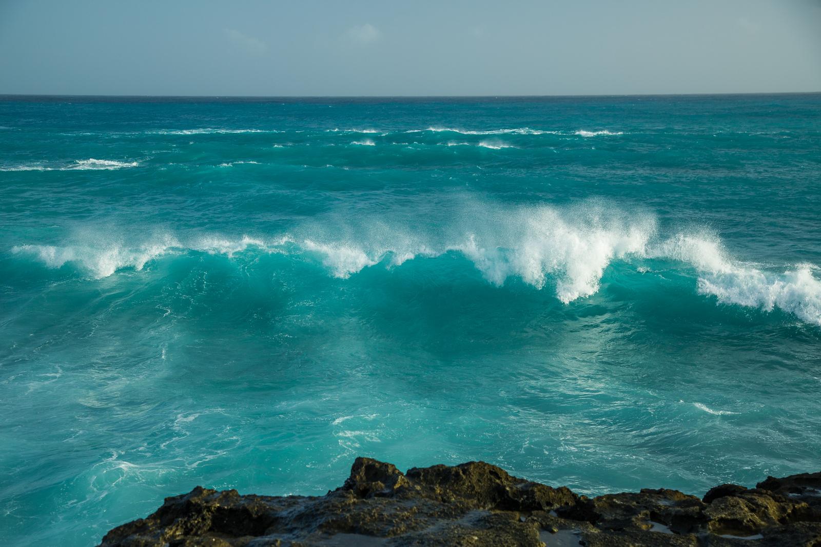 devonshire bay wave