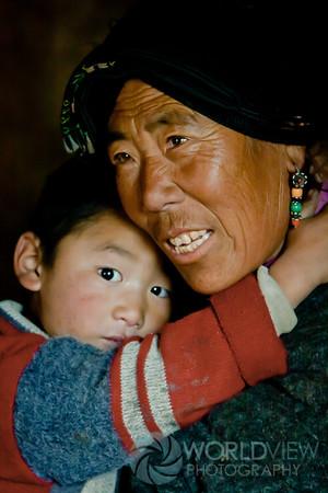Grandma (Sichuan Province, China)