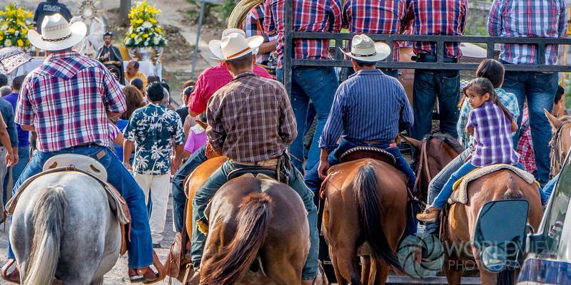 Cowboys in Todos Santos