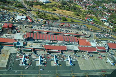 Juan Santamaria (SJO) Airport in Costa Rica