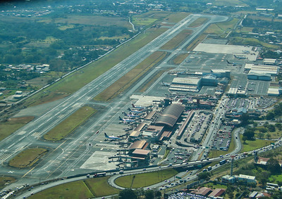 Juan Santamaria International Airport (SJO) San Jose Costa Rica