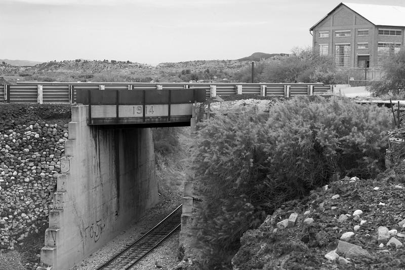 RxR Bridge Clarkdale