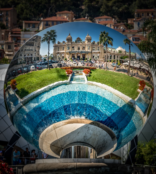 Monte Carlo Reflection