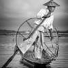 Inle Lake Fisherman - John Gafford