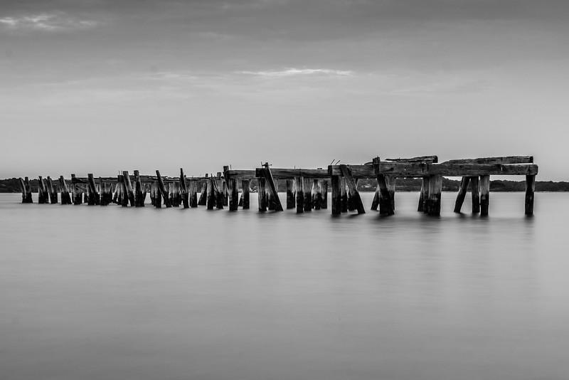 The Broken Pier