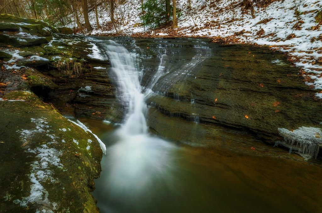 Fall Run Lower Falls