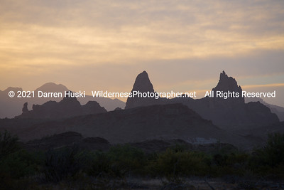 Mule Ears Sunrise
