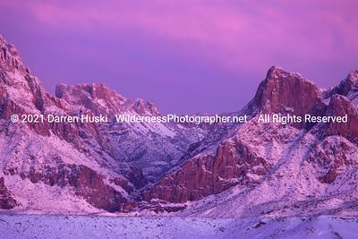 Casa Grande Winter Twilight