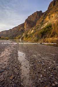 Terlingua Creek Meets the Rio Grande