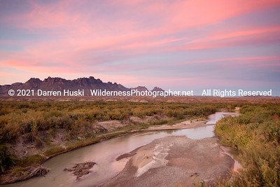 South and North of the River