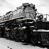 Big Boy Locomotive 4012