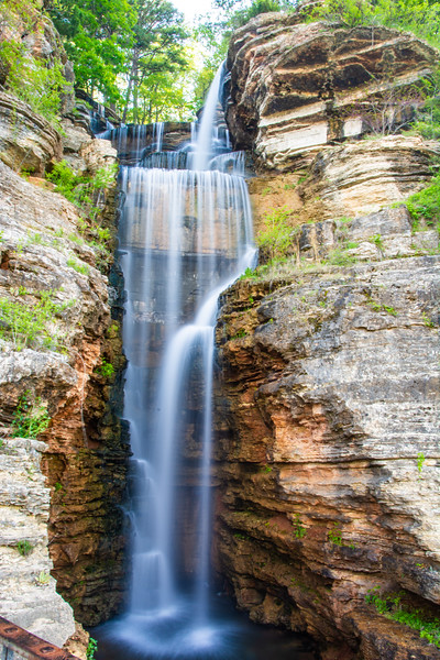 Indian Cliff Falls