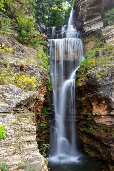 Indean Creek Falls