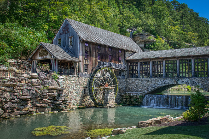 Dogwood Canyon Mill