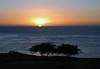 Sunset near the port village of Kawaihae - along the southwestern flank of the Kohala Volcano