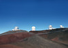 NASA Infrared - Canada-France-Hawaii - Gemini - and the University of Hawaii Observatories - atop Mauna Kea Volcano - Hamakua district