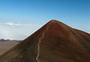 Mauna Kea Volcano summit trail - Hamakua district