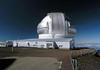 Genimi Northern Observatory - a 26 ft. (8 m) telescope - upon the Mauna Kea Volcano - Hamakua district