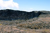 Rim of the Mauna Ulu Crater - Upper East Rift - Hawaii Volcanoes National Park - Kau district